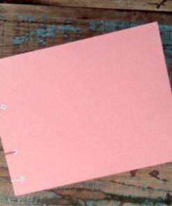 Album Assinatura Verso